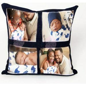 Custom 4 panel pillow